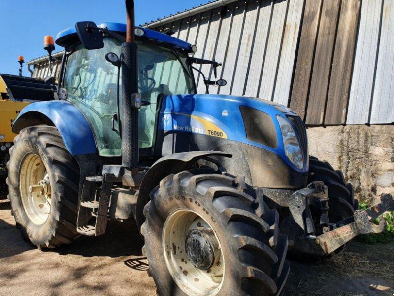 Traktor typu New Holland T6090E, Gebrauchtmaschine w CHAUMONT (Zdjęcie 1)