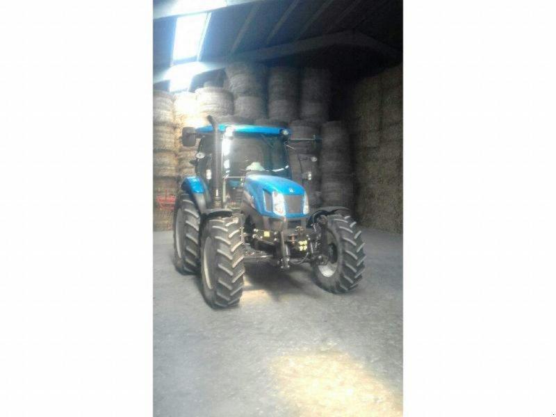 Traktor типа New Holland T6.120 EL. COMM., Gebrauchtmaschine в HERLIN LE SEC (Фотография 2)