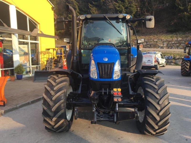 Traktor des Typs New Holland T6.120, Gebrauchtmaschine in Burgkirchen (Bild 3)