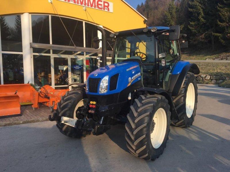 Traktor des Typs New Holland T6.120, Gebrauchtmaschine in Burgkirchen (Bild 6)