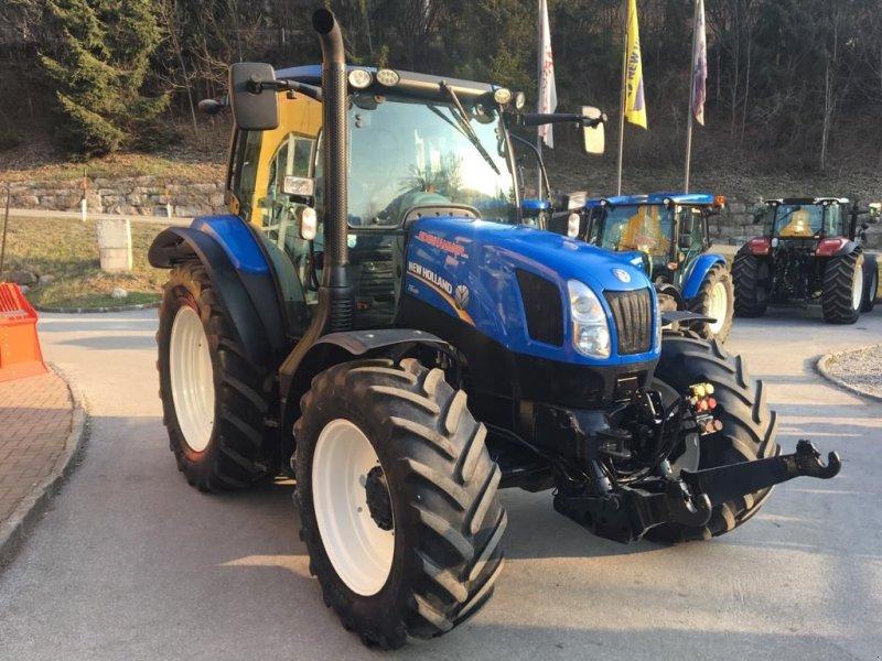 Traktor des Typs New Holland T6.120, Gebrauchtmaschine in Burgkirchen (Bild 5)