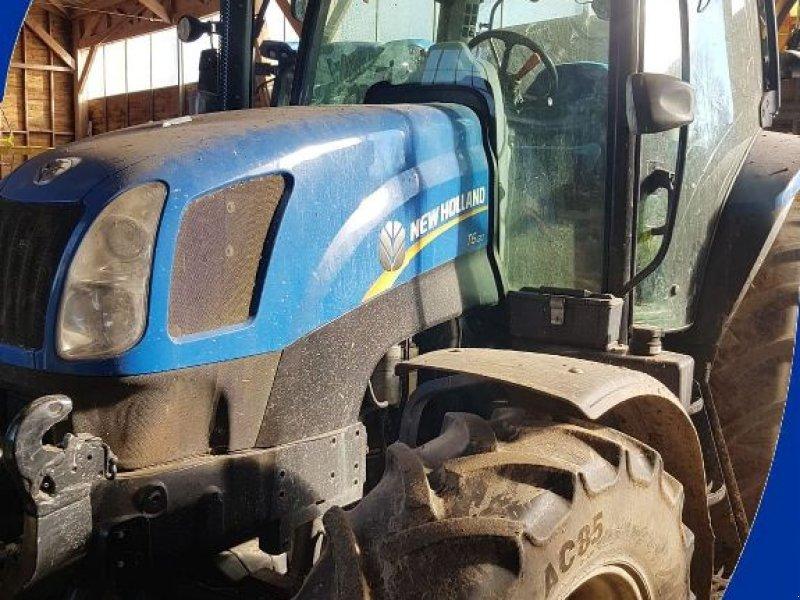 Traktor типа New Holland T6.120, Gebrauchtmaschine в RODEZ (Фотография 1)