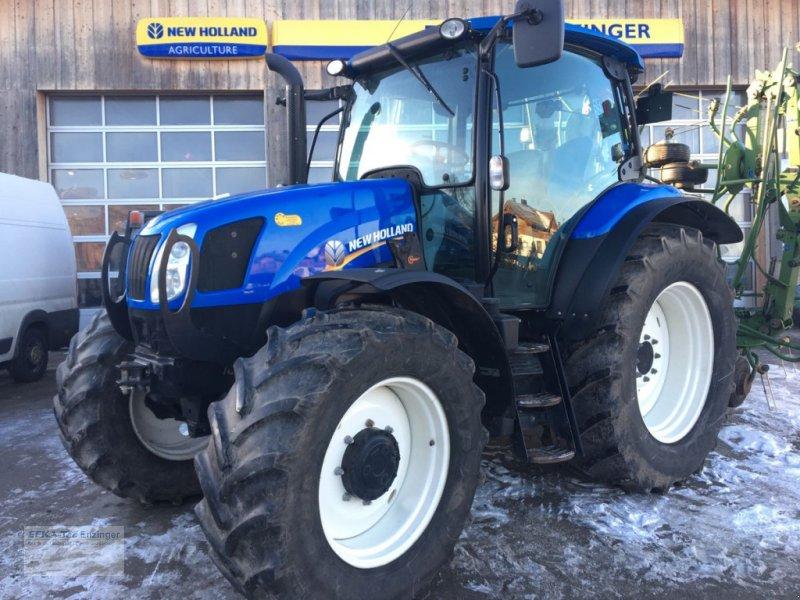Traktor des Typs New Holland T6.120, Gebrauchtmaschine in Ainring (Bild 1)