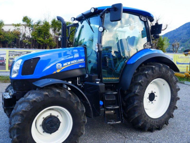 Traktor des Typs New Holland T6.120, Gebrauchtmaschine in Villach (Bild 1)