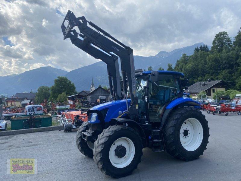 Traktor des Typs New Holland T6.120, Gebrauchtmaschine in Kötschach (Bild 1)