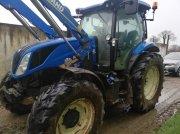 Traktor типа New Holland T6.125 ELECTROCOMMAND T4B, Gebrauchtmaschine в TREMEUR