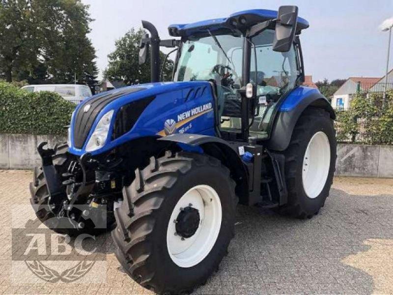 Traktor des Typs New Holland T6.125 S ELECTROCOMMAND  MY 18, Neumaschine in Cloppenburg (Bild 1)