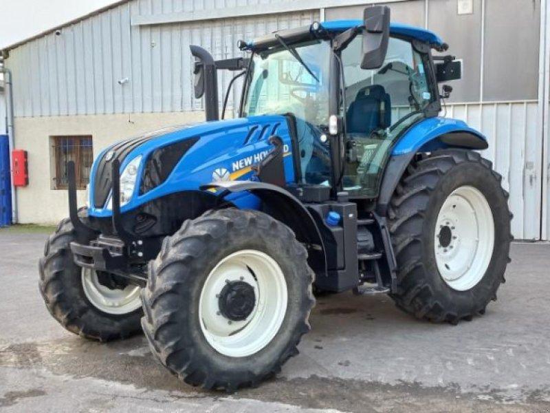 Traktor a típus New Holland T6.125S, Gebrauchtmaschine ekkor: VERT TOULON (Kép 1)