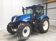 Traktor типа New Holland T6.125S, Gebrauchtmaschine в BOEKEL