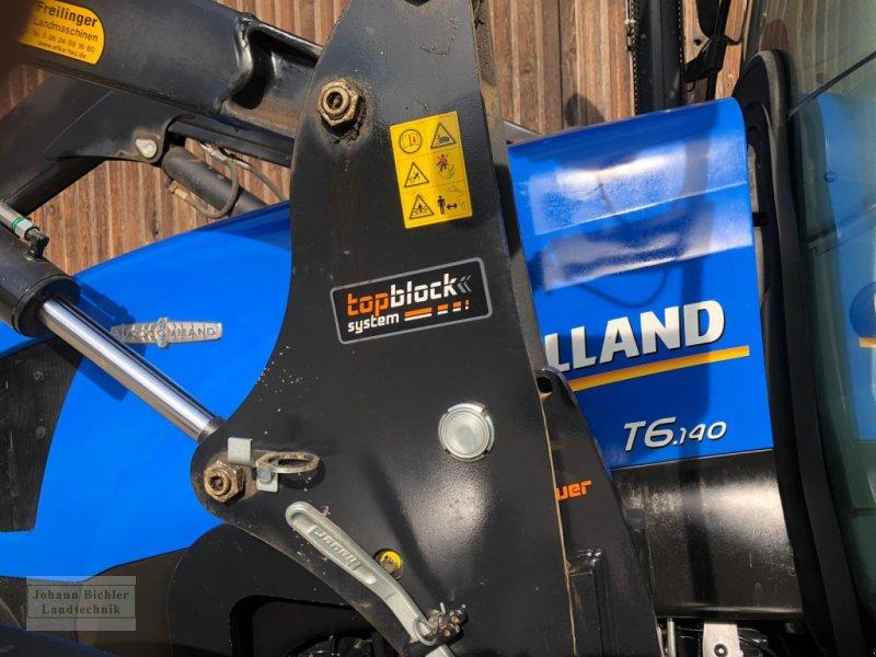 Traktor des Typs New Holland T6.140 AC, Gebrauchtmaschine in Unterneukirchen (Bild 7)