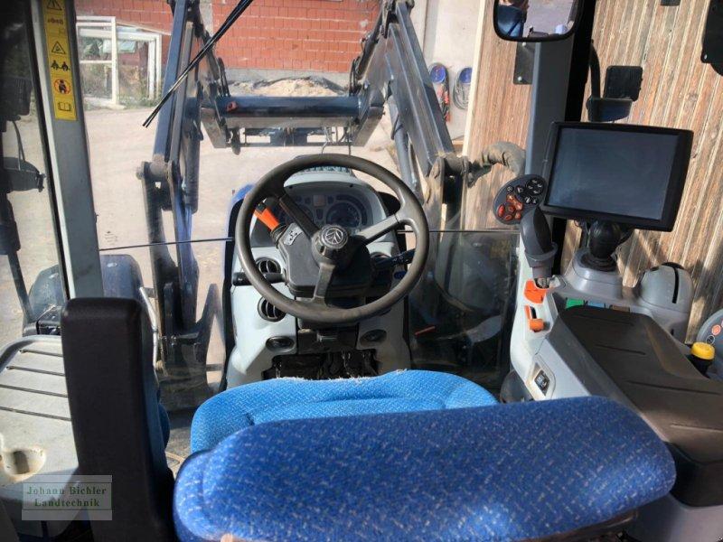 Traktor des Typs New Holland T6.140 AC, Gebrauchtmaschine in Unterneukirchen (Bild 4)
