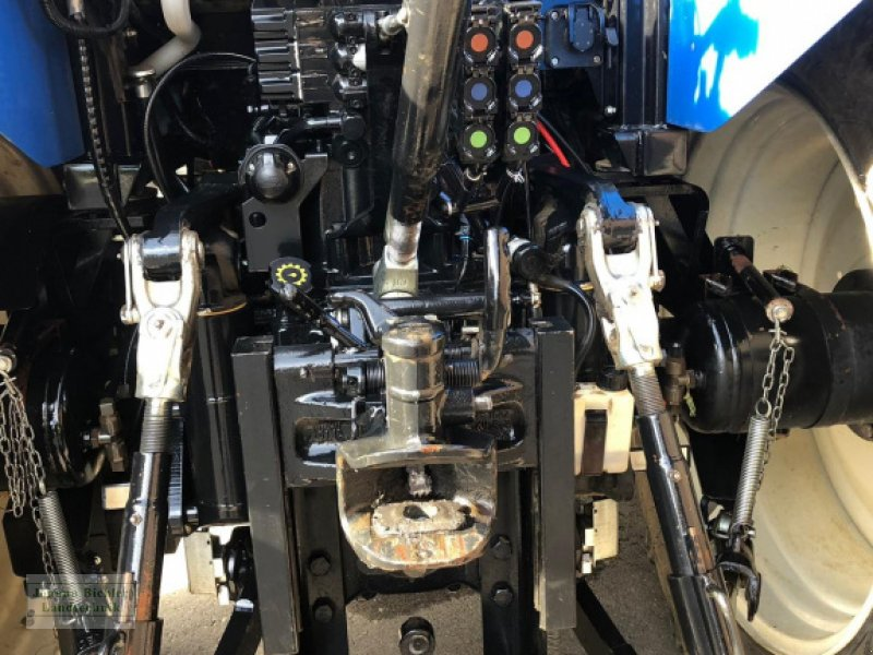 Traktor des Typs New Holland T6.140 AC, Gebrauchtmaschine in Unterneukirchen (Bild 8)