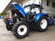 Traktor типа New Holland T6.140 EC, Gebrauchtmaschine в Landau/Isar