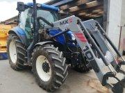 Traktor типа New Holland T6.140 ELECTRO COMMAND, Gebrauchtmaschine в TREMEUR