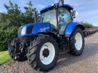 New Holland T6.140 KUN 2400 TIMER! FULD AFFJEDRING! Traktor