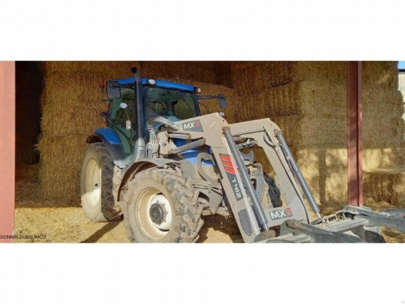 Traktor tip New Holland T6.140, Gebrauchtmaschine in RIVARENNES (Poză 1)