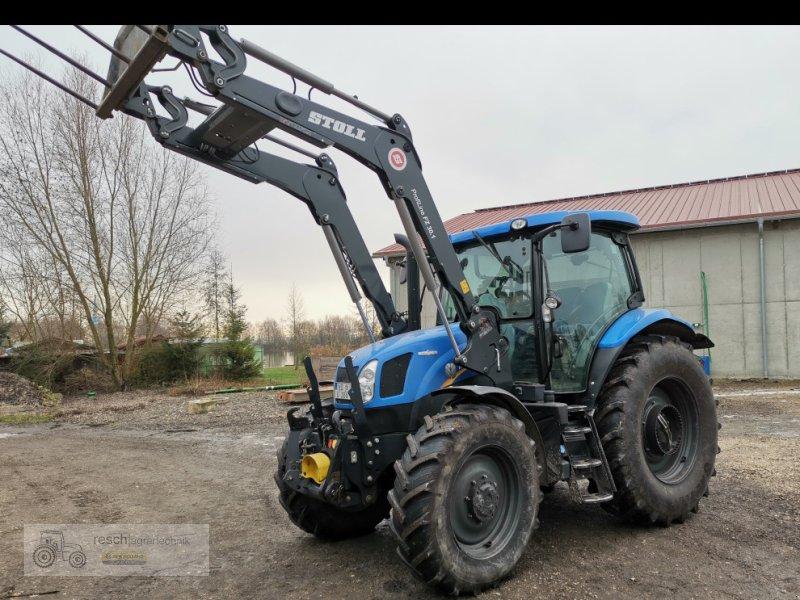 Traktor des Typs New Holland T6.140, Gebrauchtmaschine in Wellheim