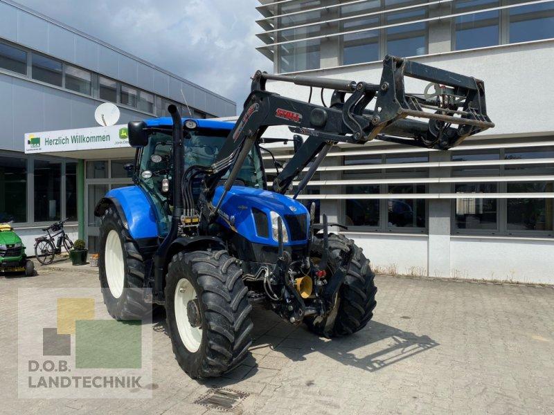 Traktor des Typs New Holland T6.140AC, Gebrauchtmaschine in Regensburg (Bild 1)