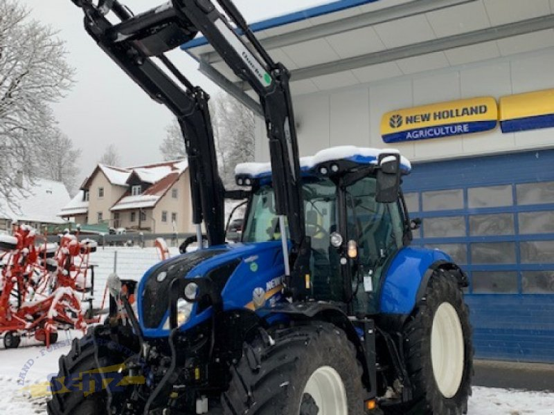 Traktor типа New Holland T6.145 AC, Neumaschine в Lindenfels-Glattbach (Фотография 1)