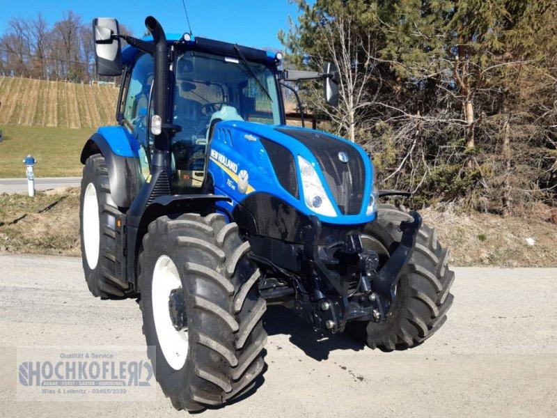 Traktor des Typs New Holland T6.145 Auto Command SideWinder II, Neumaschine in Wies (Bild 1)