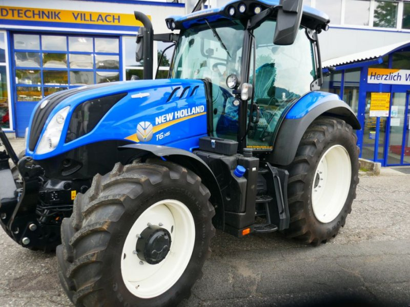 Traktor des Typs New Holland T6.145 Auto Command SideWinder II, Gebrauchtmaschine in Villach (Bild 1)