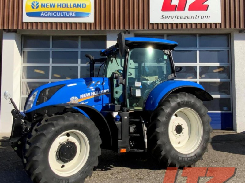 Traktor a típus New Holland T6.145 DC, Neumaschine ekkor: Ampfing (Kép 1)