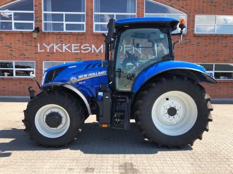 Traktor типа New Holland T6.145  DC, Gebrauchtmaschine в Gjerlev J. (Фотография 1)