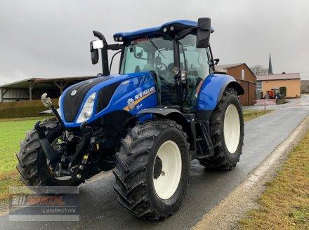 Traktor des Typs New Holland T6.145 Dynamic Command, Gebrauchtmaschine in Lichtenfels (Bild 5)