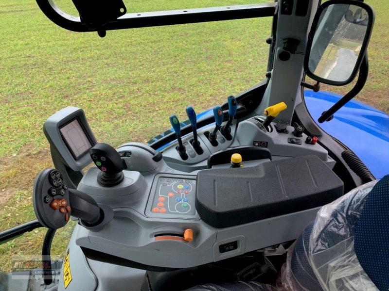 Traktor des Typs New Holland T6.145 Dynamic Command, Gebrauchtmaschine in Lichtenfels (Bild 7)
