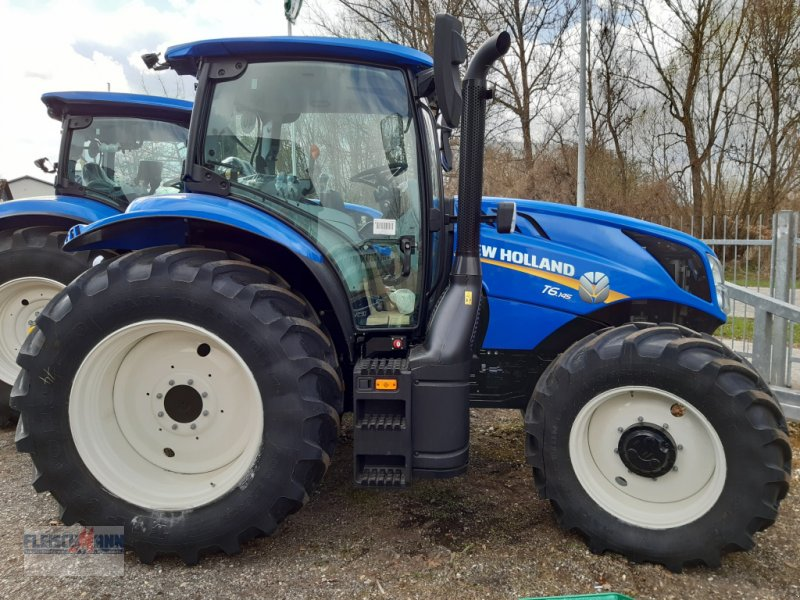 Traktor типа New Holland T6.145 Elektro Command, Neumaschine в Landau/Isar  (Фотография 1)