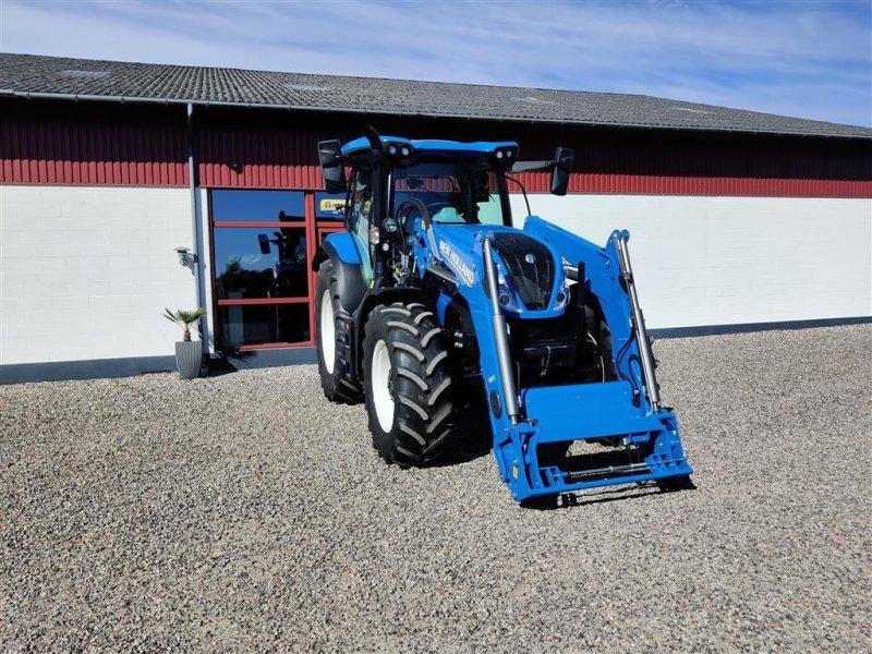 Traktor a típus New Holland T6.145  med New Holland 760TL frontlæsser, Gebrauchtmaschine ekkor: Storvorde (Kép 1)