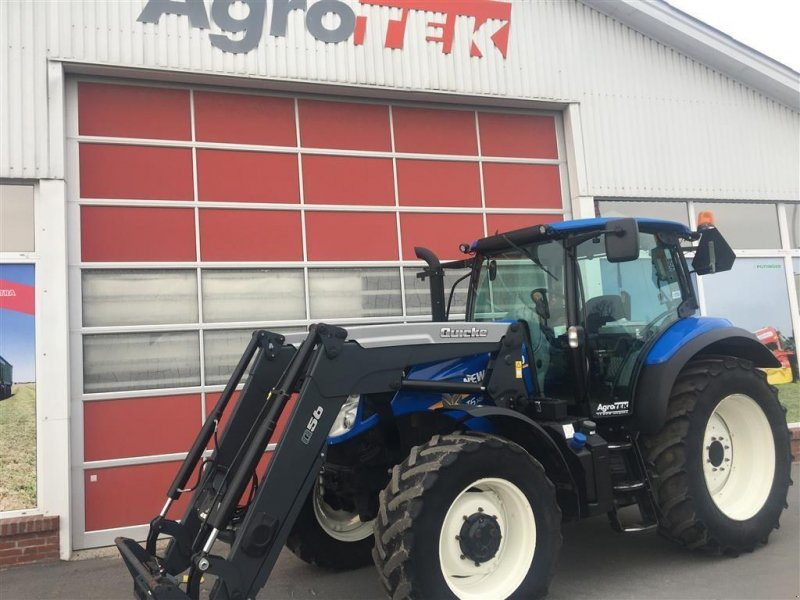 Traktor of the type New Holland T6.145, Gebrauchtmaschine in Hobro (Picture 1)