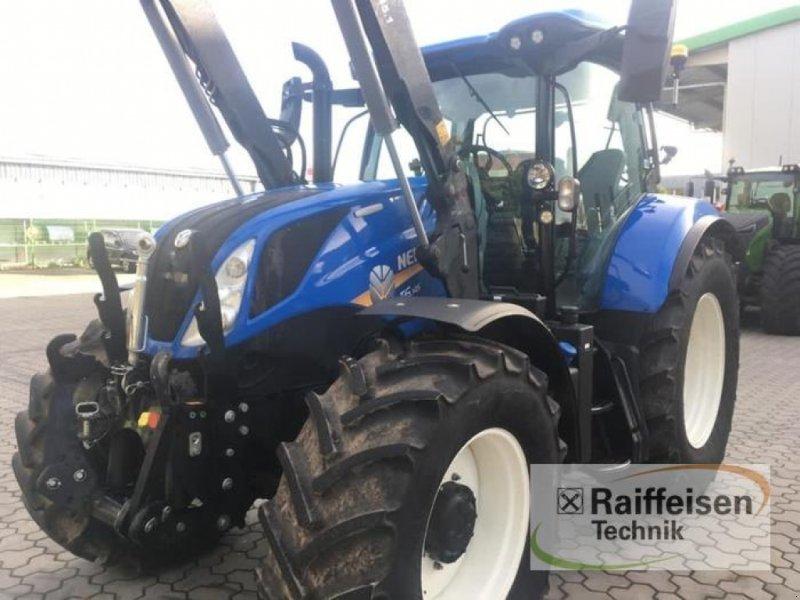 Traktor des Typs New Holland T6.145, Gebrauchtmaschine in Preetz (Bild 1)