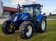Traktor типа New Holland T6.145AC‼️Stufenlos‼️145PS‼️50km/h‼️FH FZ Klima‼️, Gebrauchtmaschine в Amerbach