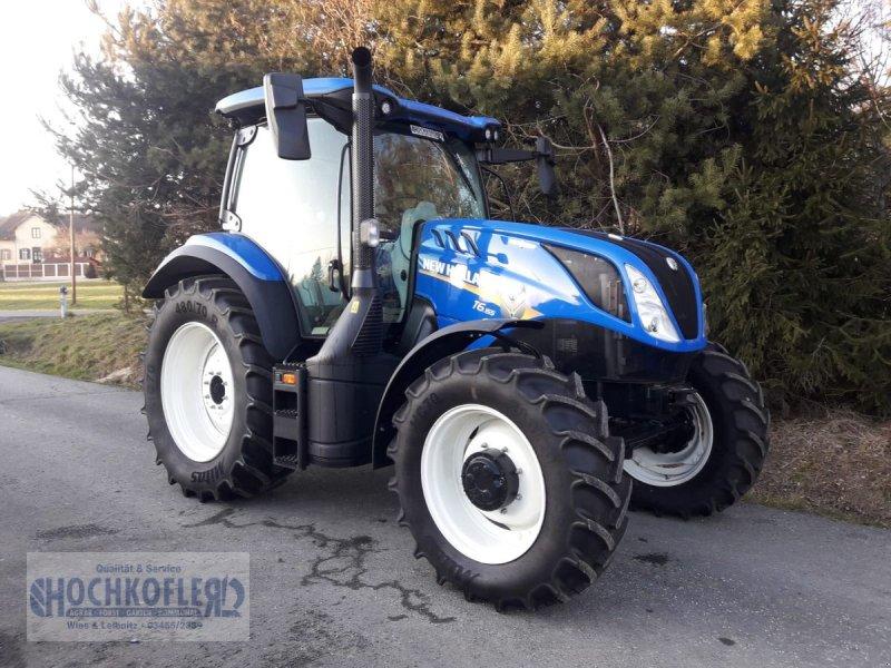 Traktor des Typs New Holland T6.155 Auto Command SideWinder II, Neumaschine in Wies (Bild 1)