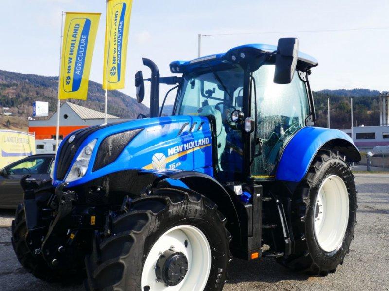 Traktor des Typs New Holland T6.155 Auto Command SideWinder II, Gebrauchtmaschine in Villach (Bild 1)