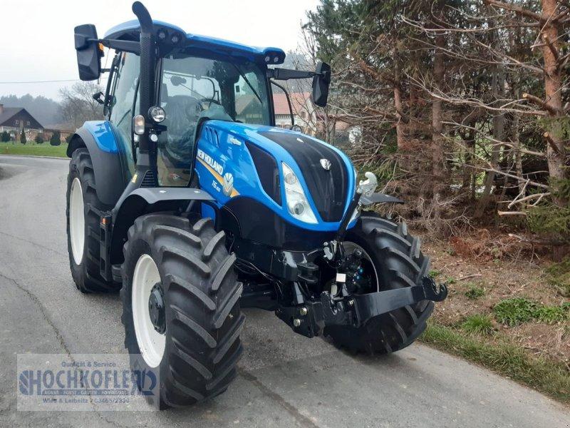 Traktor des Typs New Holland T6.155 Auto Command Stage V, SidewinderII, Neumaschine in Wies (Bild 1)
