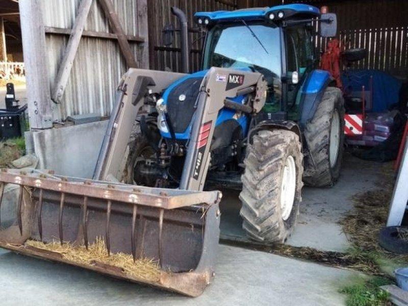 Traktor a típus New Holland T6.155 AUTOCOMMAND T4B, Gebrauchtmaschine ekkor: CONDE SUR VIRE (Kép 1)