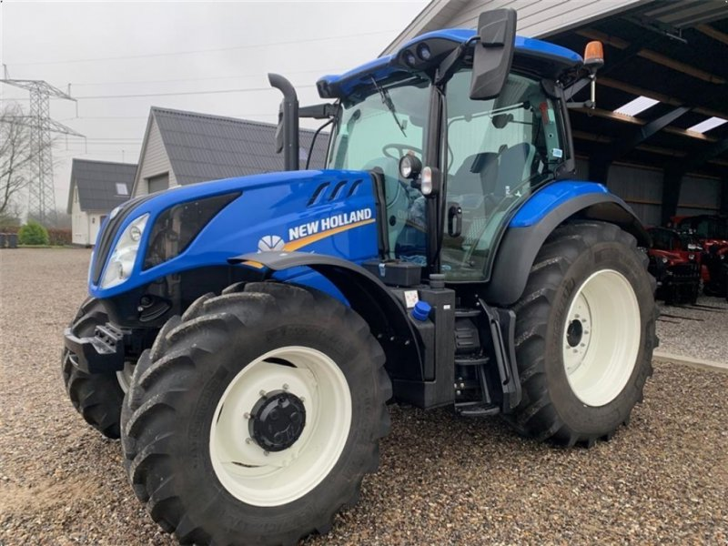 Traktor typu New Holland T6.155 KUN KØRT 147 TIMER, Gebrauchtmaschine w Mariager (Zdjęcie 1)