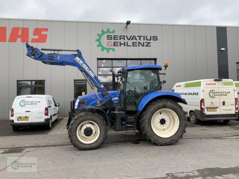 Traktor des Typs New Holland T6.155, Gebrauchtmaschine in Rittersdorf (Bild 1)