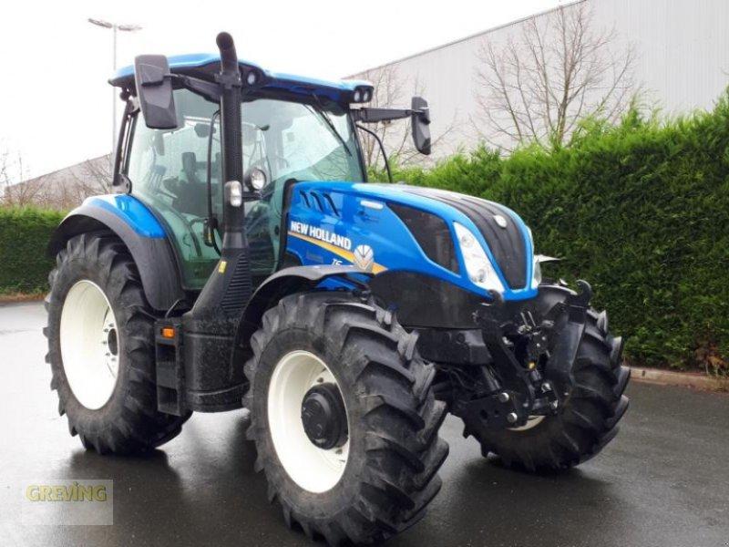 Traktor типа New Holland T6.155, Gebrauchtmaschine в Werne (Фотография 1)