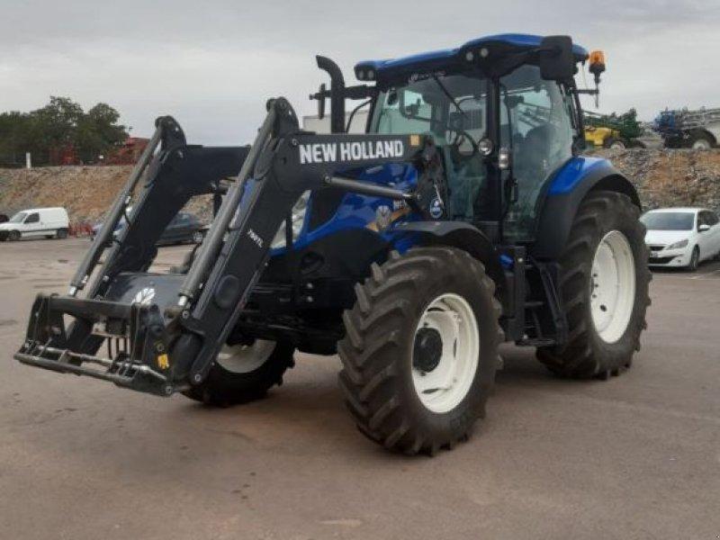 Traktor tip New Holland T6.155DY, Gebrauchtmaschine in CHAUMONT (Poză 1)