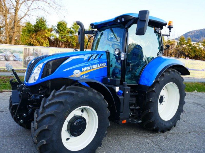 Traktor des Typs New Holland T6.160 AC Stage V, Gebrauchtmaschine in Villach (Bild 1)