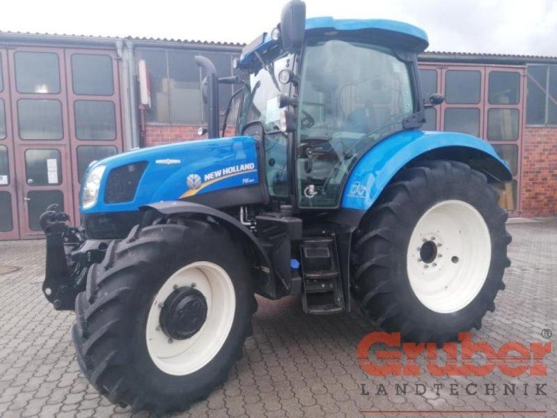 Traktor des Typs New Holland T6.160 AC, Gebrauchtmaschine in Ampfing (Bild 1)