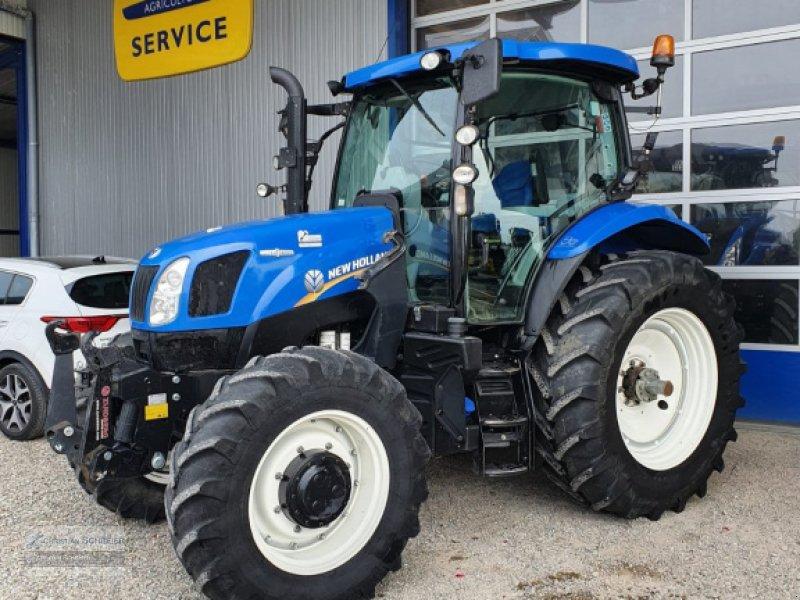 Traktor a típus New Holland T6.160 AC, Gebrauchtmaschine ekkor: Lichtenau Stadtgebiet (Kép 1)
