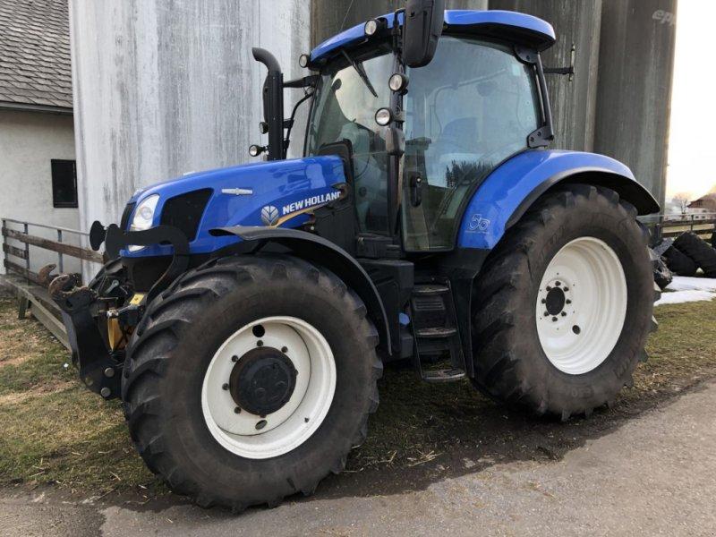 Traktor des Typs New Holland T6.160 Auto Command, Gebrauchtmaschine in Traberg (Bild 1)