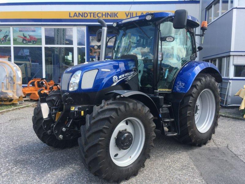 Traktor типа New Holland T6.160 Auto Command, Gebrauchtmaschine в Villach (Фотография 1)