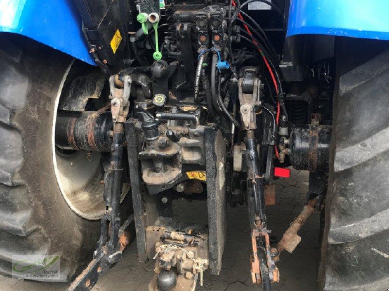 Traktor des Typs New Holland T6.160 mit Frontlader Neu!, Gebrauchtmaschine in Neustadt (Bild 10)