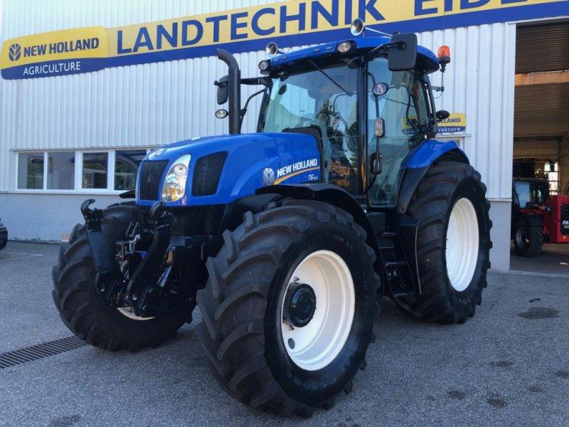 Traktor des Typs New Holland T6.165 Electro Command Deluxe, Gebrauchtmaschine in Burgkirchen (Bild 1)