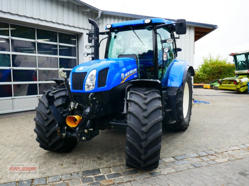 Traktor des Typs New Holland T6.165, Gebrauchtmaschine in Dorfen (Bild 1)
